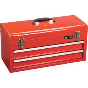 Toolbox Drawer by Excel Portable Toolbox 2 Drawers Model Tb132 Tool