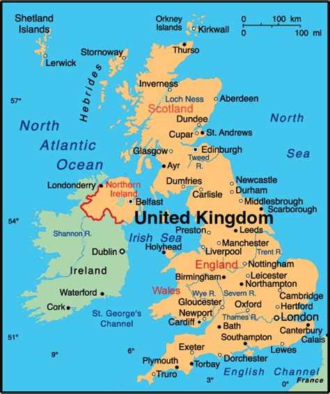 map of the united kingdom with major cities anglonautes gt history gt uk gt definition maps and flags