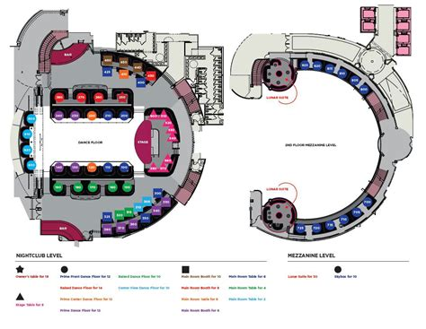 nightclub floor plans drai s bottle service discotech the 1 nightlife app