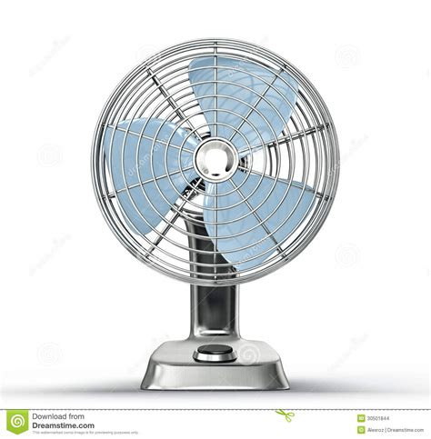 fashioned electric fan electric fan stock images image 30501844