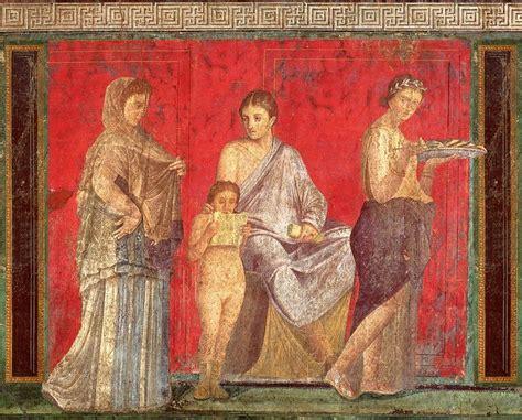 libro les loyauts roman 97 pitture e architetture di pompei