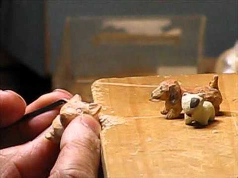 miniature woodworking miniature wood carving no12
