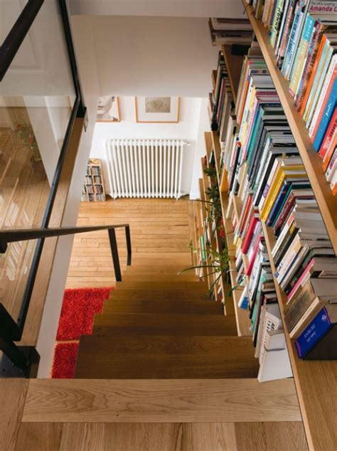 under stairs library design cool staircase design idea that combine it with a library shelterness