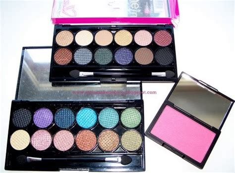 Box Kosmetik Chanel Original Tempat Make Up Ory Kotak Makeup Ori Murah mela makeup sleek i palettes quot the original