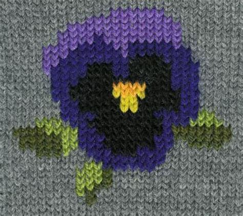knit into stitch how to convert simple cross stitch patterns into duplicate