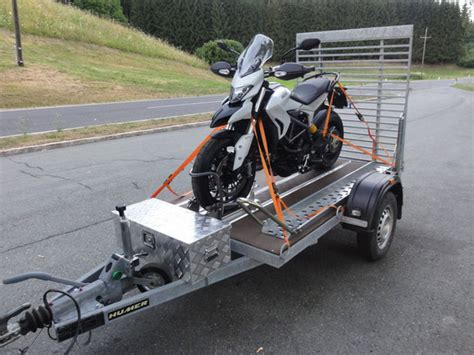 Motorrad Einfahren Oder Nicht by Den Anh 228 Nger Habe Ich Zwar Gebraucht Aber Absolut