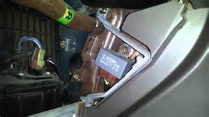 ignition relay location on a 1998 honda civic ignition