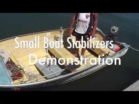 small boat stabilizer boat stabilizers small boat stabilisers fishing
