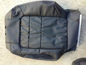 new honda accord leather seat replacement cover 98 99 00