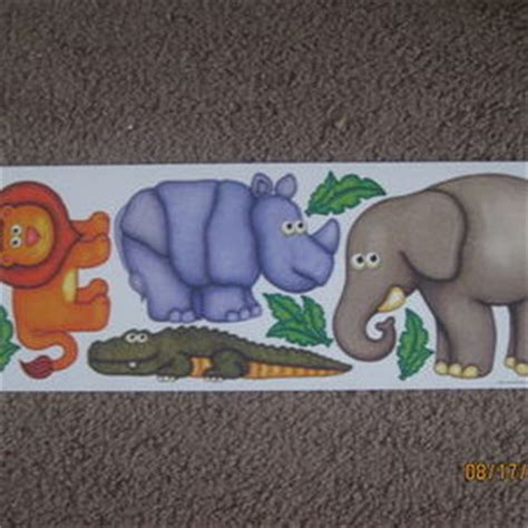 wall creations jumbo stickers wall creations jumbo stickers safari reviews