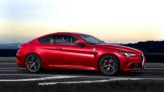 alfa romeo giulia sprint coupe coming to geneva