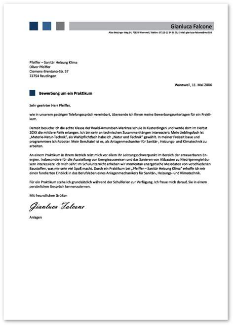 Anschreiben Praktikum Email Praktikum Das Perfekte Anschreiben Ausbildungspark Verlag
