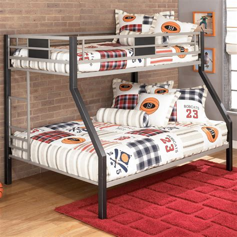 ashley furniture kids bed signature design by ashley dinsmore b106 56 twin over full