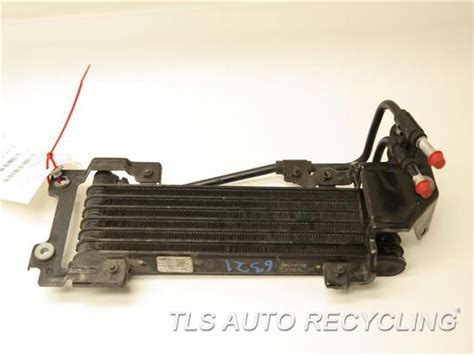 acura mdx transmission cooler 2007 acura mdx a t cooler 25510rye003 used a grade