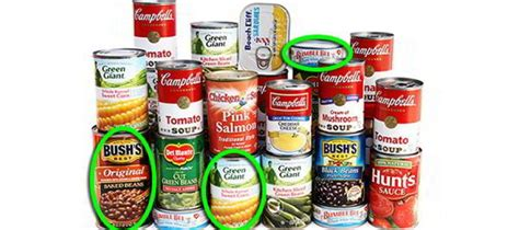 Average Shelf Of Canned Foods by 10 Shelf Canned Foods Every Prepper Should