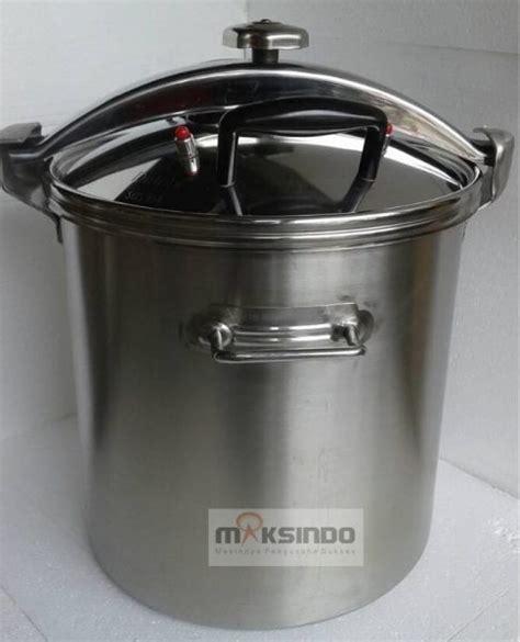 Panci Besar Stainless mesin panci presto 51 liter stainless prc50 toko mesin