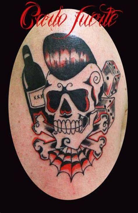 tattoo old school skull skull tattoo traditional tattoo old school tattoo