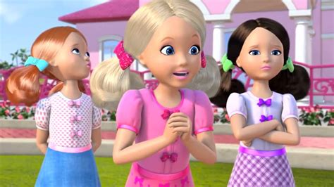 barbie life in a dream house barbie life in the dreamhouse temporada 6 completa youtube