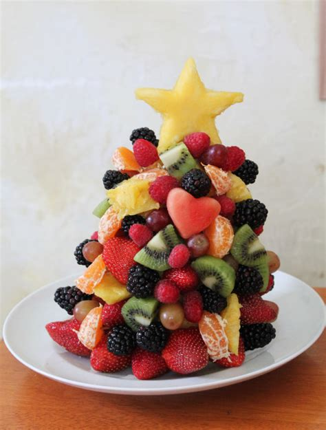 edible fruit christmas tree live learn love eat