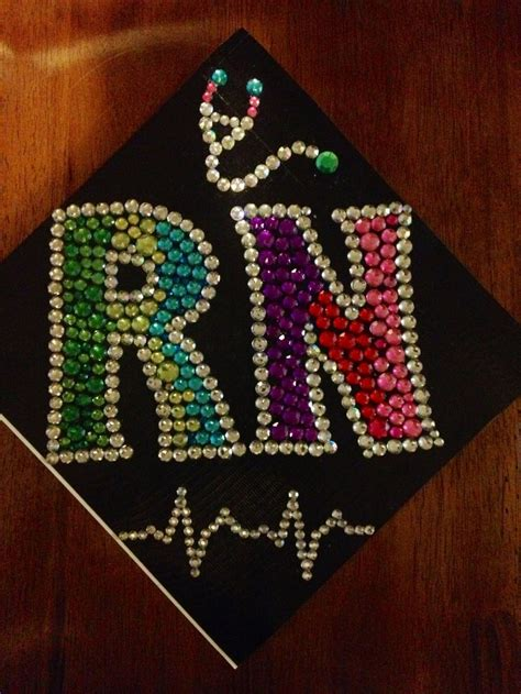Graduation Hat Decoration by 75 Best Rn Grad Images On Graduation