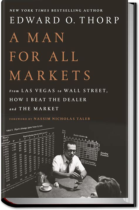 a man for all a man for all markets edward o thorp