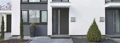 Moderne Zäune Edelstahl by Portes D Entr 233 Es Et Entr 233 Es La Signature De Votre Maison