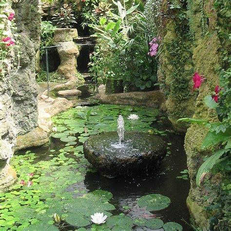 Waterfall Backyard Design File Grotto Dewstow Gardens Geograph Org Uk 659342