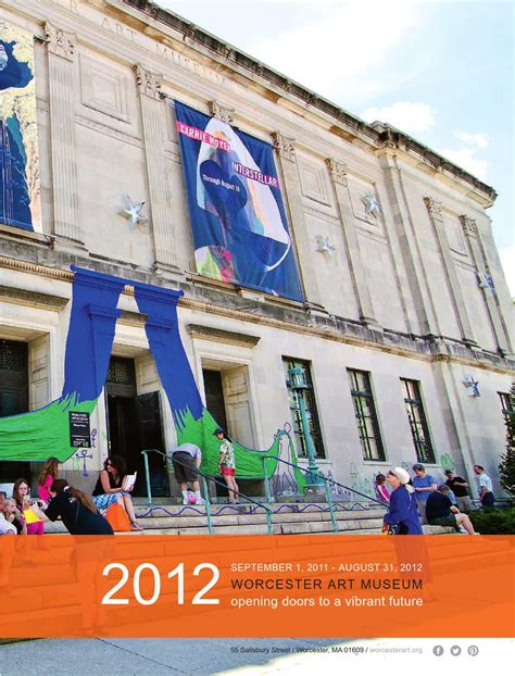 Garden Fresh Worcester Ma by Worcester Museum Annual Report Fy12 By Worcester