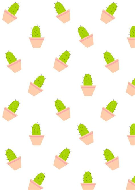 notebook pattern free free printable cactus pattern paper free printables and