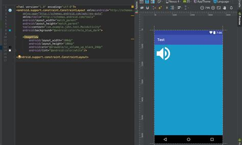 change layout in android studio how to change icon colors in android studio stack overflow