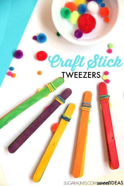how to make tweezers work better 150 best images about popsicle stick crafts on