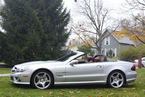 car owners manuals for sale 2009 mercedes benz slk55 amg user handbook 2009 mercedes benz sl550 silver arrow edition for sale one owner w history and records dave