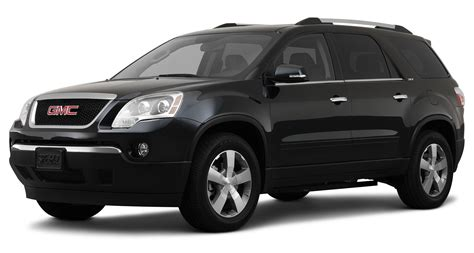 2012 Gmc Reviews by 2012 Gmc Acadia Reviews Images And Specs