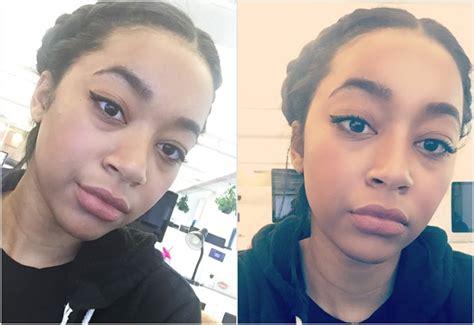 problem  snapchat filters popsugar beauty