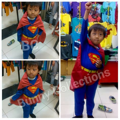 Baju Anak Laki Laki Wolverine Zomookids Ads 2 jual baju superman anak dengan sayap baju