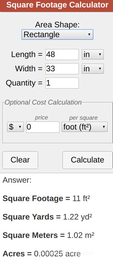 Calculate House Square Footage Square Footage Calculator Clipular 2 Shantyboatliving