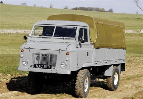 land rover forward control land rover series ii forward control 1962 74 images