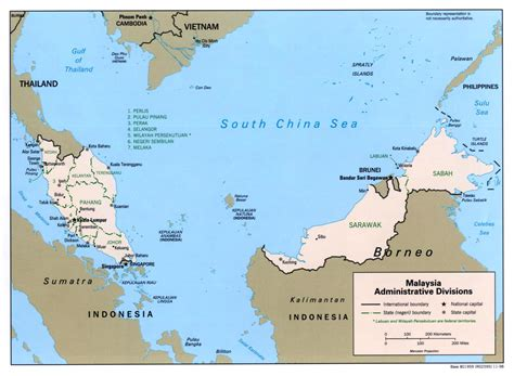 world map key cities maps of malaysia detailed map of malaysia in