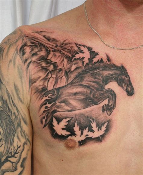 tattoo design for men chest tattoos designs for