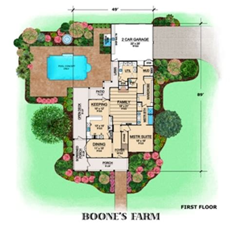 farm layout something to ponder homestead layout farm layout farms and layout boone s farm 5302 3 bedrooms and 2 baths the house designers