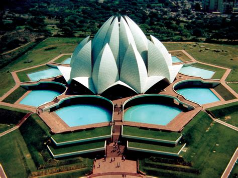 temple of lotus lotus temple temple in new delhi thousand wonders
