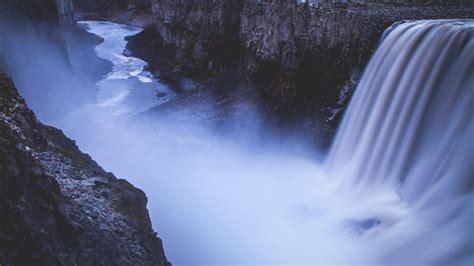 iceland waterfall hd wallpapers 4k wallpaper dettifoss 5k 4k wallpaper iceland waterfall