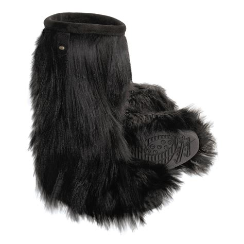 womans fur boots tecnica yaghi fur winter boots for 2616j save 33