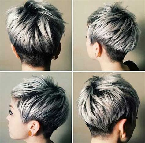 Pixie Haircuts For 50 Black by Best 25 Black Pixie Haircut Ideas On Black