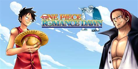 emuparadise one piece romance dawn one piece romance dawn nintendo 3ds games nintendo