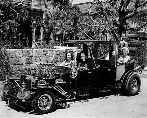 Munster Car The Munsters Morticia S Morgue