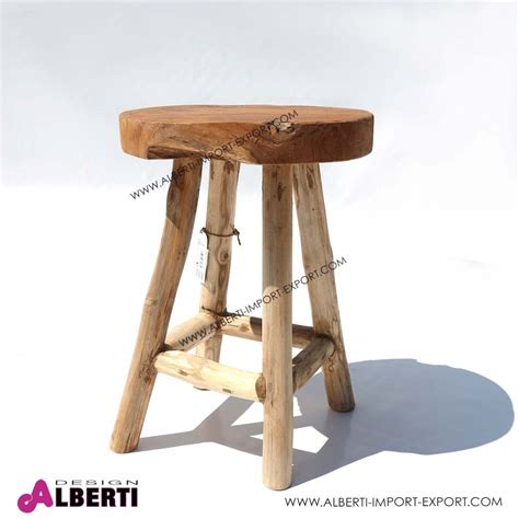 sgabelli legno sgabello legno naturale 42cm