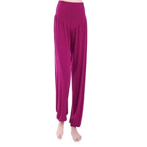 flare yoga pants pattern high waist stretch yoga pants flare wide leg bloomers