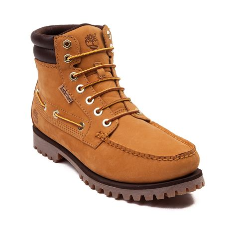 timberland boots mens timberland oakwell boot wheat 539038
