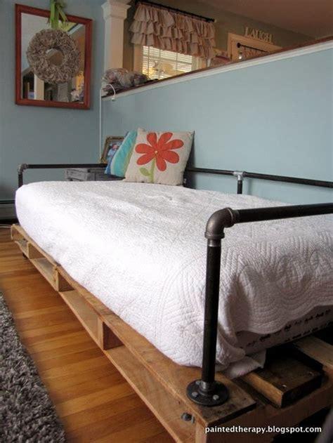 diy futon bed 17 best ideas about industrial futon frames on pinterest